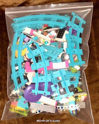 25 Heavy Duty Jumbo 4mil Reclosable Plastic Storage Ziplock Zip Bags 18x24