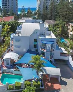 TWO BEDROOM APARTMENT, GREAT LOCATION, ONE STREET FROM THE BEACH Surfers Paradise Gold Coast City Preview
