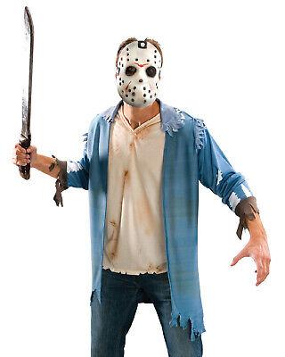 Friday The 13th Jason Voorhees Costume Blister Kit - Jason Machete Kostüm
