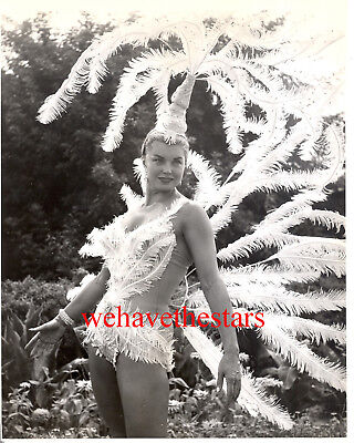 Vintage Esther Williams SEXY COSTUME '60 CYPRESS GARDENS Publicity Portrait](Esther Costume)