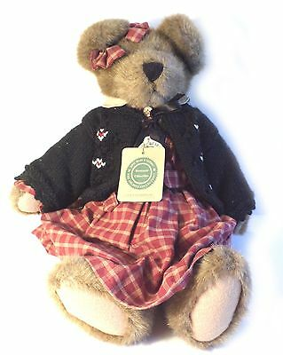 Vintage Boyds Bear Plush - Lisa T. Bearringer from The Investment Collection