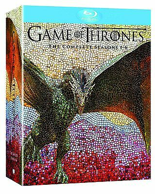 Game Of Thrones Complete Blu Ray Dvd Series Collection 1 6 Season 1 2 3 4 5 6