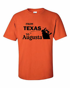 Jordan spieth 2015 masters champion from texas to augusta for Texas a m golf shirt