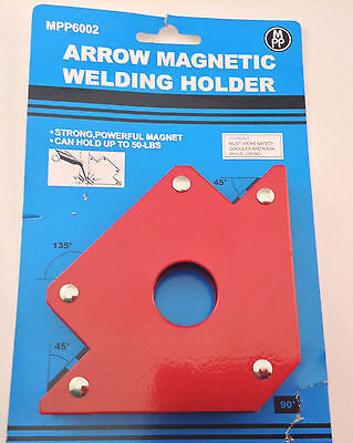 4 Arrow Magnetic Welding Holder 50lb Weight Limit