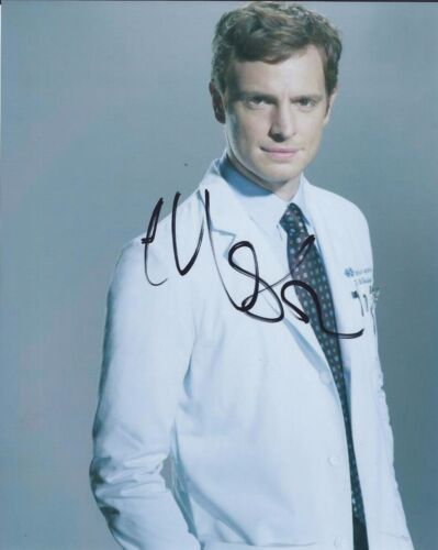 Nick Gehlfuss Signed Autographed 8x10 Photo Chicago Med B