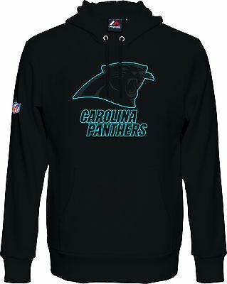 NFL Hoody Hoodie Kaputzenpullover hooded Sweater CAROLINA PANTHERS Up Over (Nfl Panthers Hoodie)