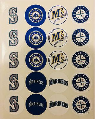 Seattle Mariners Baseball (SET of 20- 2