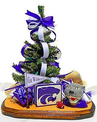 College Ornament Collectible NCAA Football Team Spirit Tree Alumni dorm List#2  - College Football Ornaments