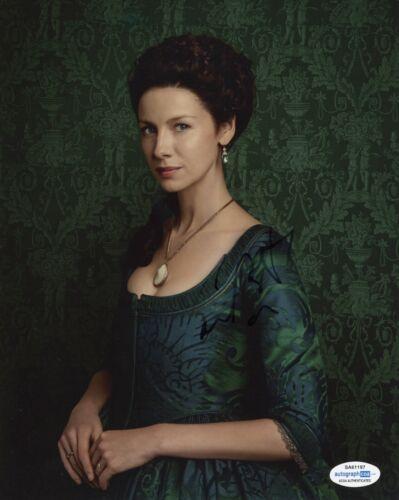 Caitriona Balfe Outlander Autographed Signed 8x10 Photo COA