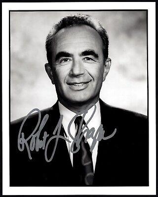 Robert Shapiro Signed 8X10 Photo   Autograph  Oj Simpson Lawyer