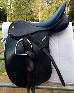"Trainers ""Klimke"" dressage saddle Bellmere Caboolture Area Preview"