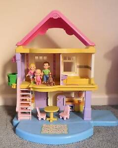 First Dolls House Fisher Price VGC Summerhill Launceston Area Preview