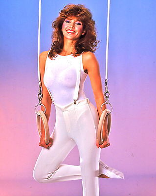 1980 1989 Victoria Principal Color Period Glamour Photo  Celebrities   Musicians