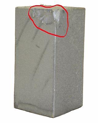 1 Neodymium Magnet 2 X 1 X 1 Bar - Damaged Magnet Sale - Dam152