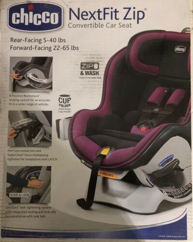 NextFit Zip Convertible Car Seat - Vivaci