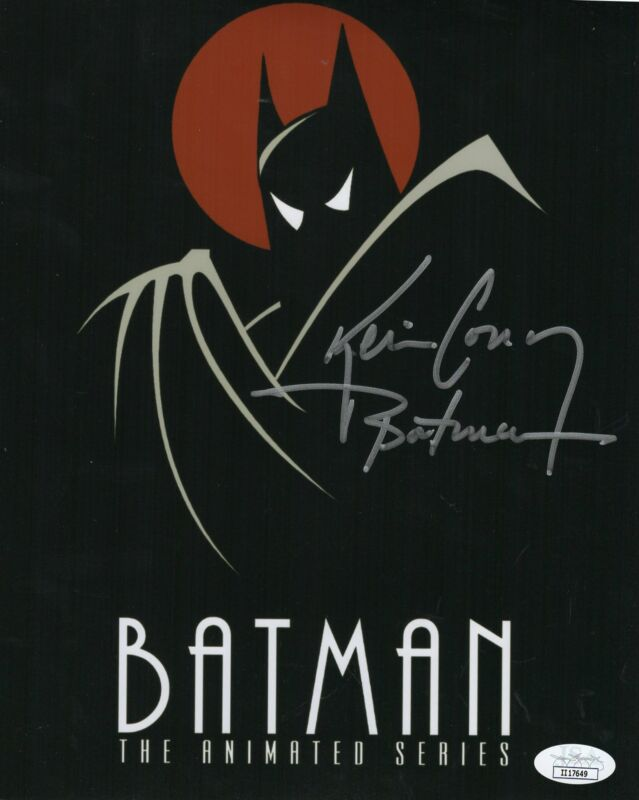 Kevin Conroy Signed Autograph 8x10 Photo Batman Animated Series JSA COA Z3