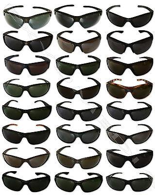 Kappa Sonnenbrille Original Cat. 3 - Sport, Damen, Herren, Schwarz, Braun, Blau