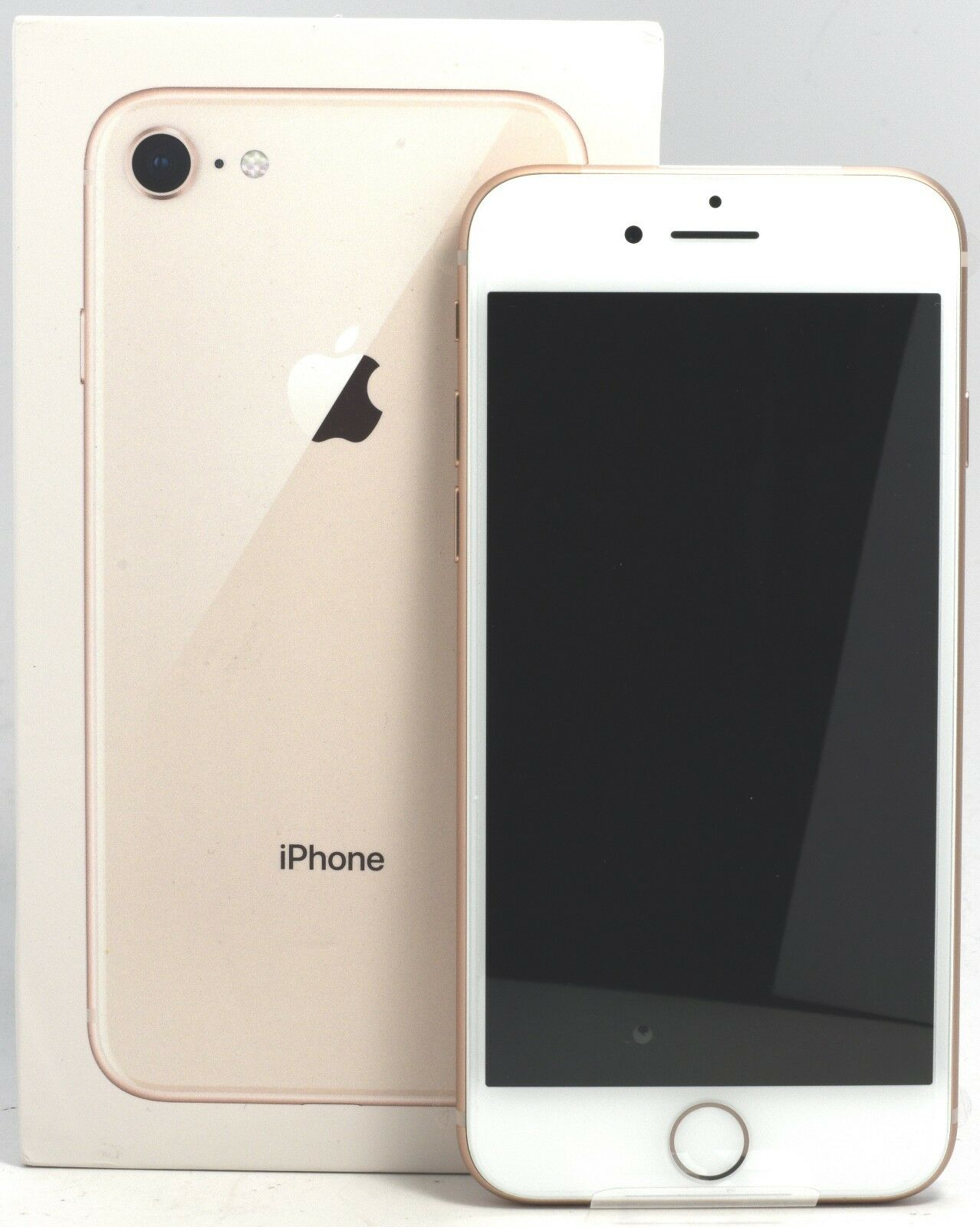 "OPEN BOX - Apple iPhone 8 64GB (FACTORY UNLOCKED) 4.7"" 12MP Gold"