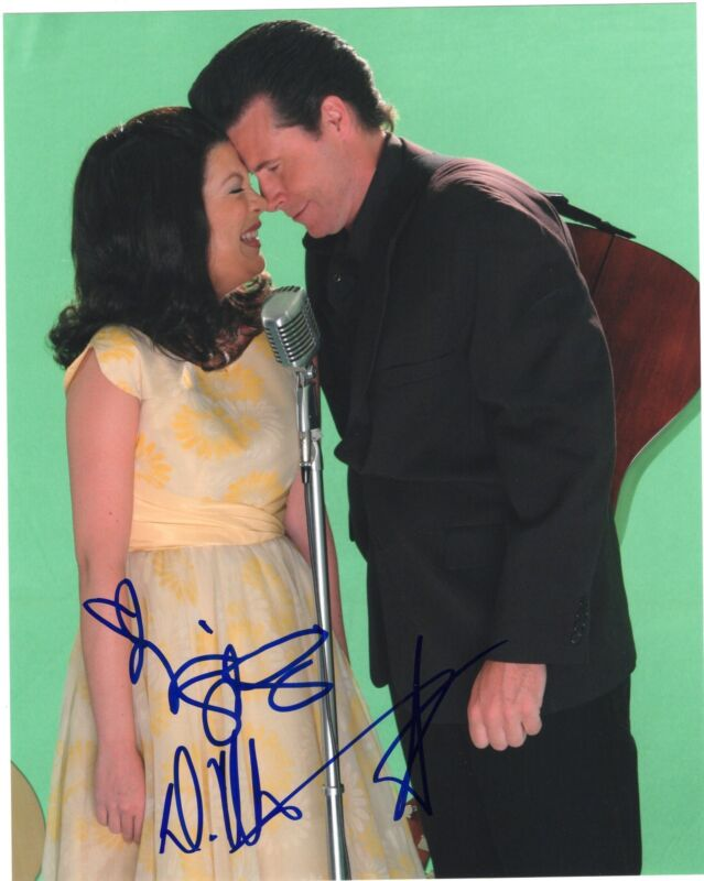 Tori Spelling & Dean McDermott signed 8x10 Photo w/COA Beverly Hills 90210 #1