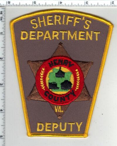 Henry Sheriff
