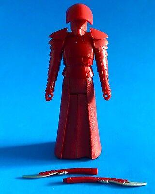 Star Wars Force Link Elite Praetorian Guard The Last Jedi Loose Complete