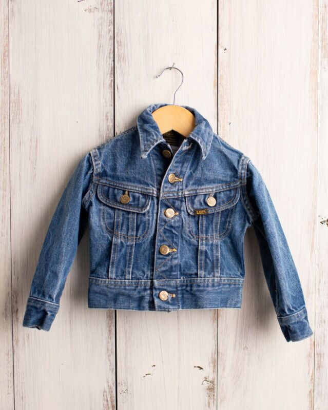 Vintage LEE Toddler denim Jacket