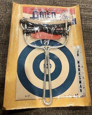 Amen Industries Juinor Marksman Slingshot Toy Vintage  (Slingshot Toy)