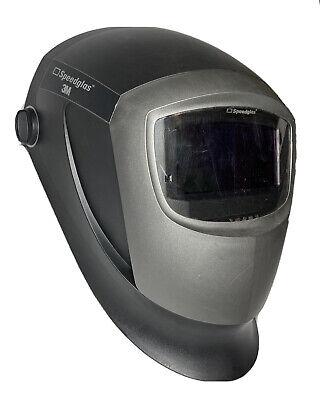 3m Speedglas 9002nc Welding Helmet With Trueview Lens Broken Head Strap