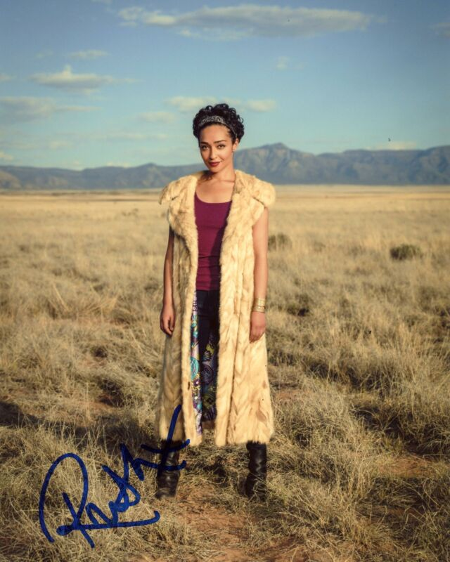 "Ruth Negga ""Preacher"" AUTOGRAPH Signed 8x10 Photo D ACOA"