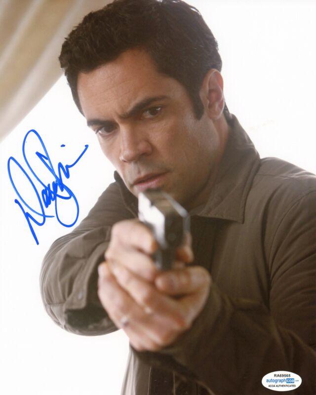 "Danny Pino ""Law & Order: SVU"" AUTOGRAPH Signed 8x10 Photo ACOA"