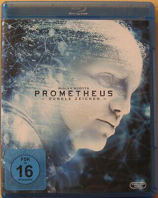 Blu-ray - Prometheus  Dunkle Zeichen - Ridley Scott - TOP - kostenloser Versand (Drama Kostenlos)