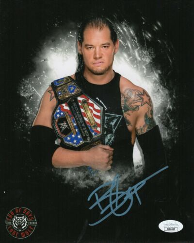 Baron Corbin Autograph Signed 8x10 Photo - WWF WWE (JSA COA)