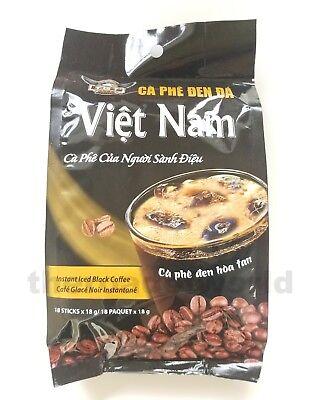 Premium Vietnamese | TGT | Viet Nam | Instant Iced Black Coffee | 18 -