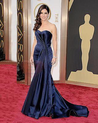 Sandra Bullock Celebrity Actress 8X10 Glossy Photo Picture Image Sb12