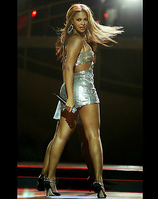 BEYONCE 8X10 PHOTO PICTURE PIC HOT SEXY CANDID 6