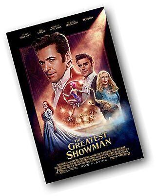 The Greatest Showman Poster - Movie Promo 11 x 17 Hugh Jackm