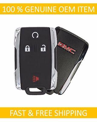 2014-2018 GMC Sierra Canyon Smart Keyless Remote Key Fob Entry GM 13580082 OEM