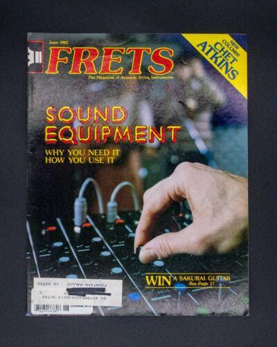 Frets Magazine June 83
