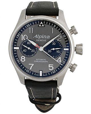Alpina Startimer Pilot Chronograph Automatic Men's Watch - AL-860GB4S6