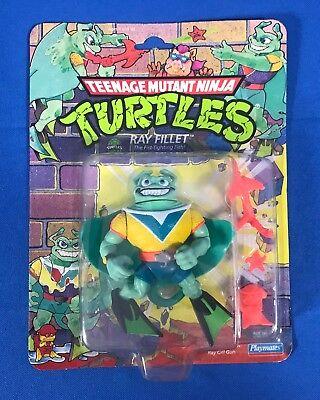 Ninja Turtles Suits (TMNT TEENAGE MUTANT NINJA TURTLES RAY FILLET YELLOW SUIT MOC)