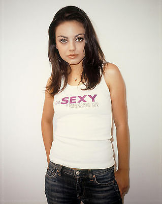 Mila Kunis 8X10 Photo Pic Picture Sexy Hot Candid 18