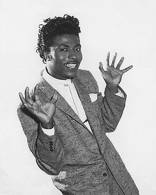 "Little Richard 10"" x 8"" Photograph no 10"