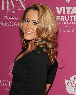 Sexy   Jenelle Evans   Teen Mom 8 X 10 Glossy Photo Picture