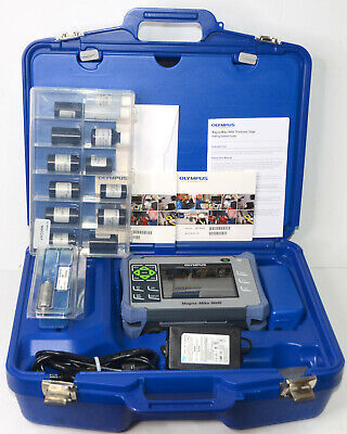 Olympus Magnamike 8600 Ultrasonic Thickness Gage Ndt Inspection