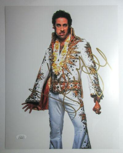 Jerry Seinfeld Signed Rolling Stone 'Elvis Jumpsuit 11x14 Photo EXACT Proof JSA