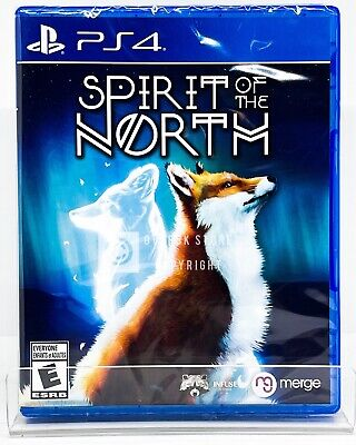 Spirit of the North - PS4 - Brand New | Factory Sealed