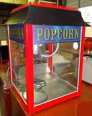 Paragon Antique 1911 Style Popcorn Machine
