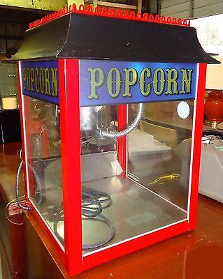 Paragon Antique 1911 Style Popcorn Machine