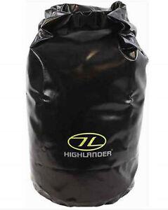 Highlander Waterproof Dry Bag / sack 16, 29 & 44L Canoe Kayak sailing Kit bag