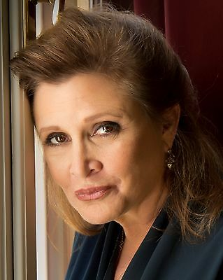 Carrie Fisher / Princess Leia 8 x 10 GLOSSY Photo Picture IMAGE #6